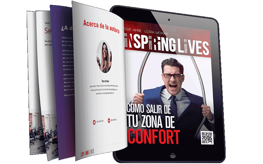 eBook · Cómo salir de tu zona de estancamiento